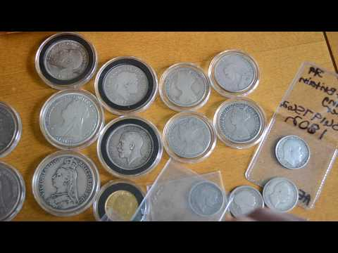 Silver & Gold Coins of Great Britain Pre-1920
