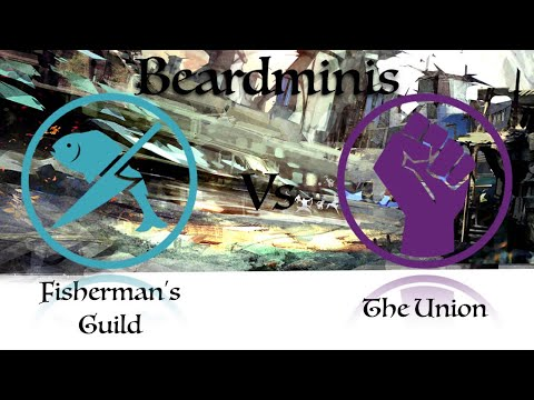 Don't Touch The Beard Episode 15: Fisherman's Guild Vs The Union