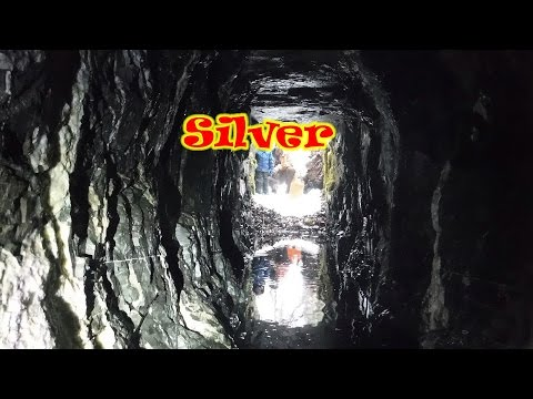 Exploring Abandoned Lake Superior Silver Mine