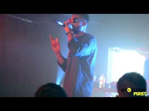 Tinie Tempah - (Giggs) Lock Doh Remix (Live Performance)