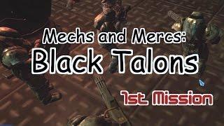 Mechs & Mercs: Black Talons (1st Impressions)