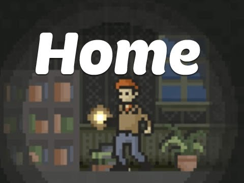 Home Let's Play - Horror Game - Livestream Footage
