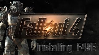 Fallout: 4 How to Install Script Extender