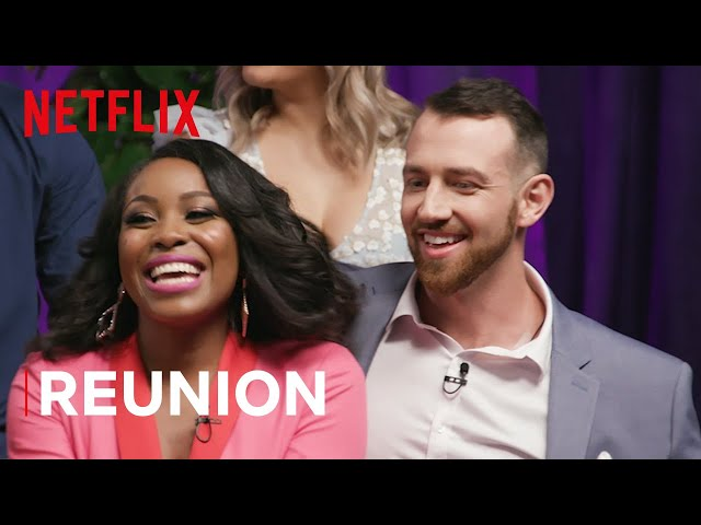 Love is Blind | The Reunion | Netflix