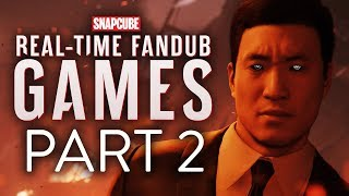marvels spider man part 2 real time fandub games