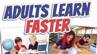 Baixar Why Adults Learn Languages Faster Than Children | Aussie English | Learn Australian English
