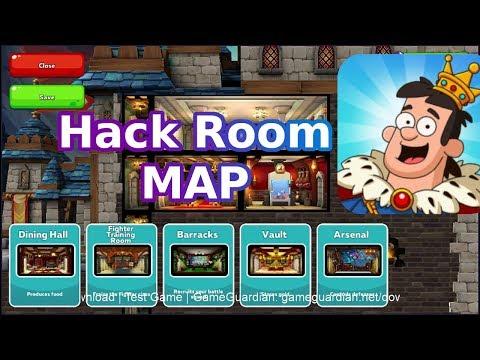 Hustle Castle Hack Room Map   TIP