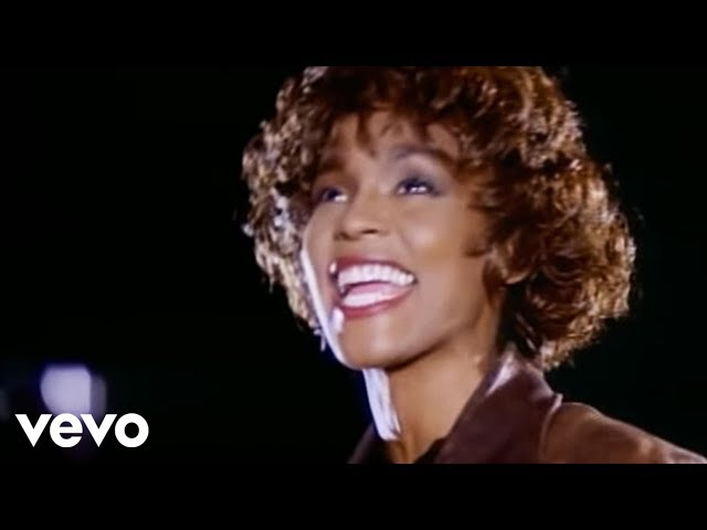 Whitney Houston - I'm Your Baby Tonight (European Version) (Official Video)