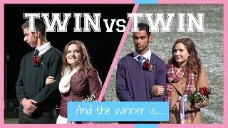 TWIN vs TWIN:  And the winner is...!
