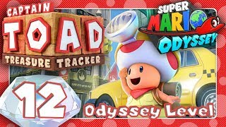 captain toad treasure tracker demo