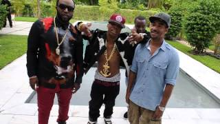Plies - Faithful ft. Rico Love [Behind The Scenes]