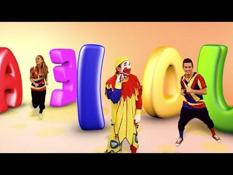 Piñon Fijo - Vocales que son cinco (HD)