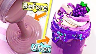 EXTREME Slime Makeover! Cąn SUPER OLD SLIME Be FIXED??