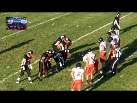 Harding Presidents' Football vs. Mt.Vernon