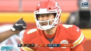 Backup QB Chad Henne sends Chiefs to AFC Championship Game, a breakdown