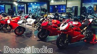 Ducati Showroom Gurgaon | All Superbikes