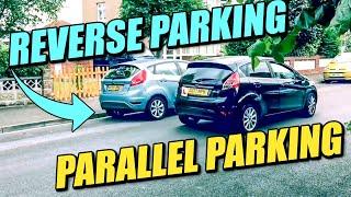 Parallel Parking/Reverse Parking