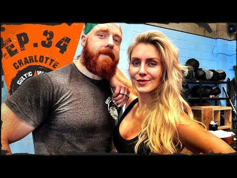 Ep.34 Charlotte Flair Leg Day Workout...