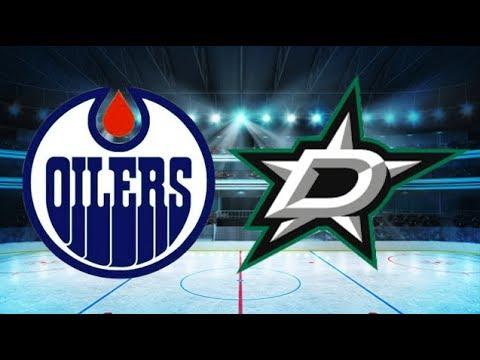 Edmonton Oilers vs Dallas Stars (1-5) – Jan. 7, 2018   Game Highlights   NHL 2018