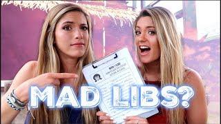 MAD LIBS | Diamond Dixie
