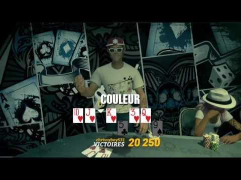 PROMINENCE poker fr 165000 jetons