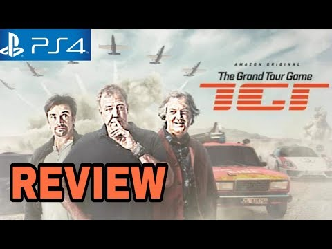 The Grand Tour Game Review - PS4