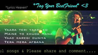 Download Meri Zindagi Sawari Mujhko Galay Laga kar   Rahul Jain    Lyrics Heaven    YouTube 720p