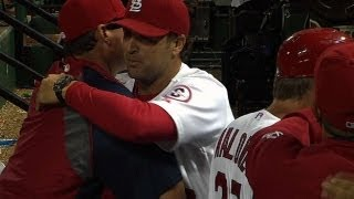 Pulse of the Postseason: Cardinals punch NLDS ticket