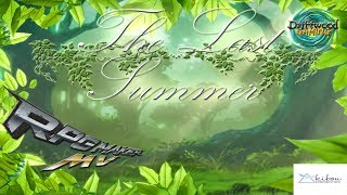 First Impressions MV - The Last Summer - Beautiful Mapping & Parallax - Interesting Dialog - RPGMMV