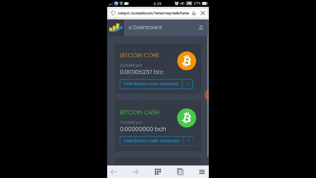Free LiteCoin Faucet Direct to Coinbase Plus Withdrawal Proof - YouTube