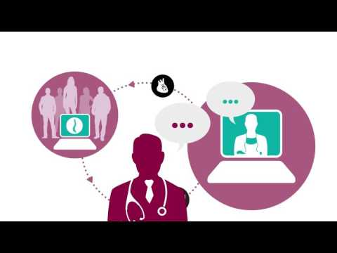 Exchange health data: eHealth solutions