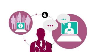 Exchange health data: eHealth solutions
