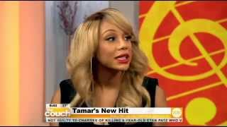 "Tamar Braxton ""Love and War"" Live On(""The Couch""12/13/12)"