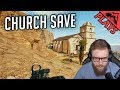 Church Save - PlayerUnknown's Battlegrounds Gameplay #182 (StoneMountain64 PUBG FPP Squad )