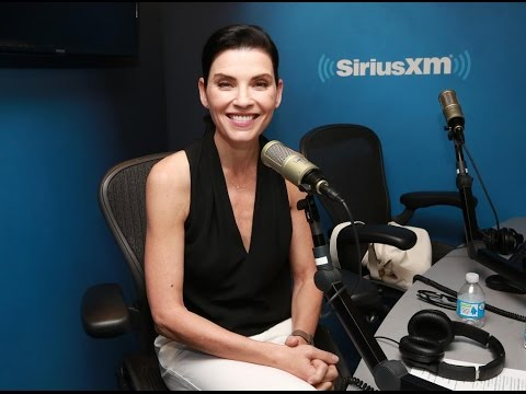 "Julianna Margulies @ ""My Favorite Song"" on Radio Andy (20/7/2016)"