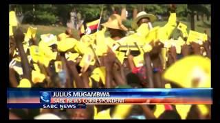 Yoweri Museveni wins Uganda's presidential election