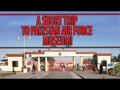 Pakistan Air Force Museum - Vlog 8