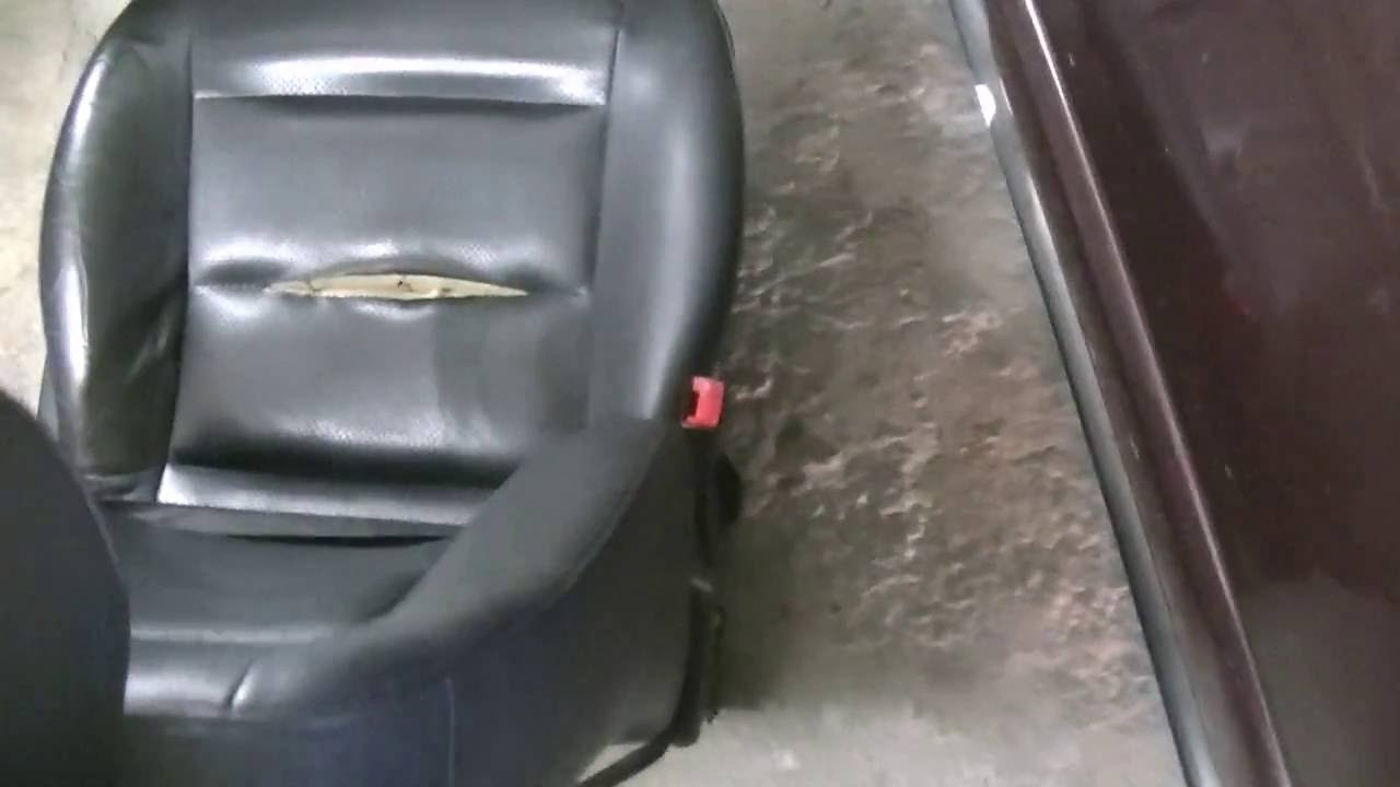 Ремонт обивки сидений автомобиля своими руками фото 769