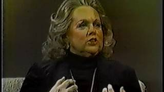 Part 2: Barbara Cook on the Dick Cavett Show.