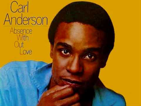 FOOLED MYSELF AGAIN - Carl Anderson