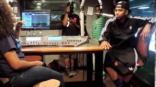 Veda Interviews Trey Songz