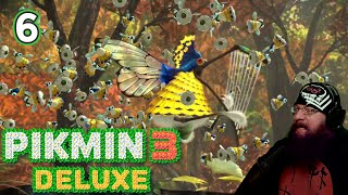 Scornet Maestro Boss Fight & Rescuing Louie! | Pikmin 3 Deluxe with Oshikorosu [6]
