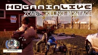 Zombie Killing is Fun! State of Decay Montage