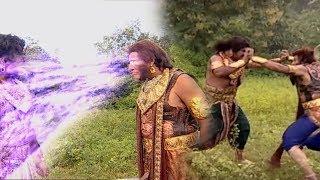 बाली और रावण का इतना भयानक युद्ध देख देवता भी भयभीत हो गए - Jai Jai Bajrangbali Ep 89