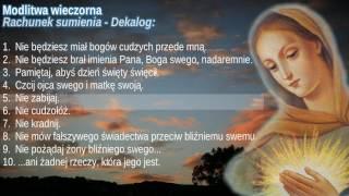 Modlitwy Wieczorne