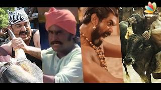 Tamil Cinema's Celebration Of Jallikattu