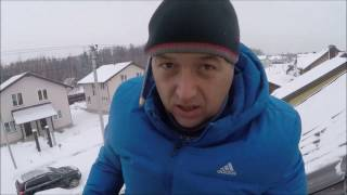 видео Как вывести дымоход через крышу из металлочерепицы? — Своими руками