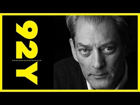 Paul Auster and Siri Hustvedt answer audience questions ...