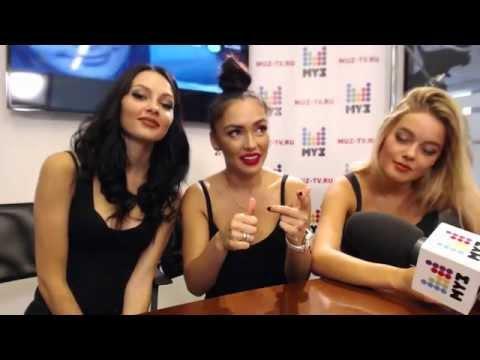 Видеочат со звездой на МУЗ-ТВ: SEREBRO