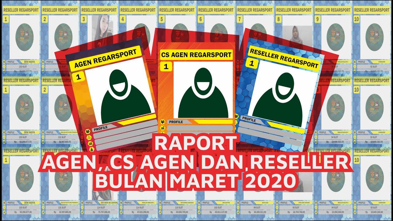 Bisnis ONline Tanpa Modal 2020 - UPDATE RAPORT JARINGAN ...
